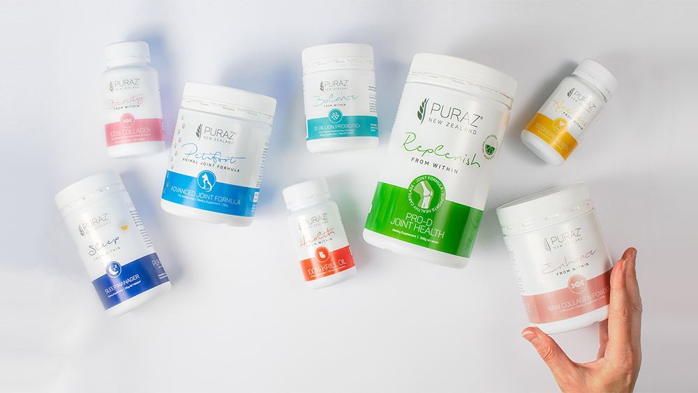 Infusion, or PRO-d, or Sleep Manager - Which Puraz collagen products should you use?